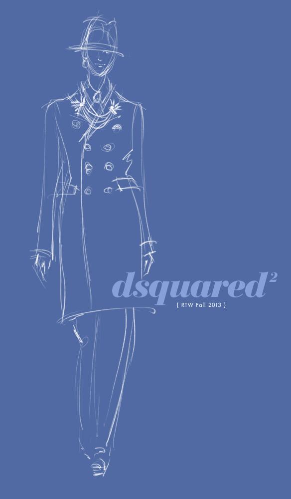 Dsquared-FW13